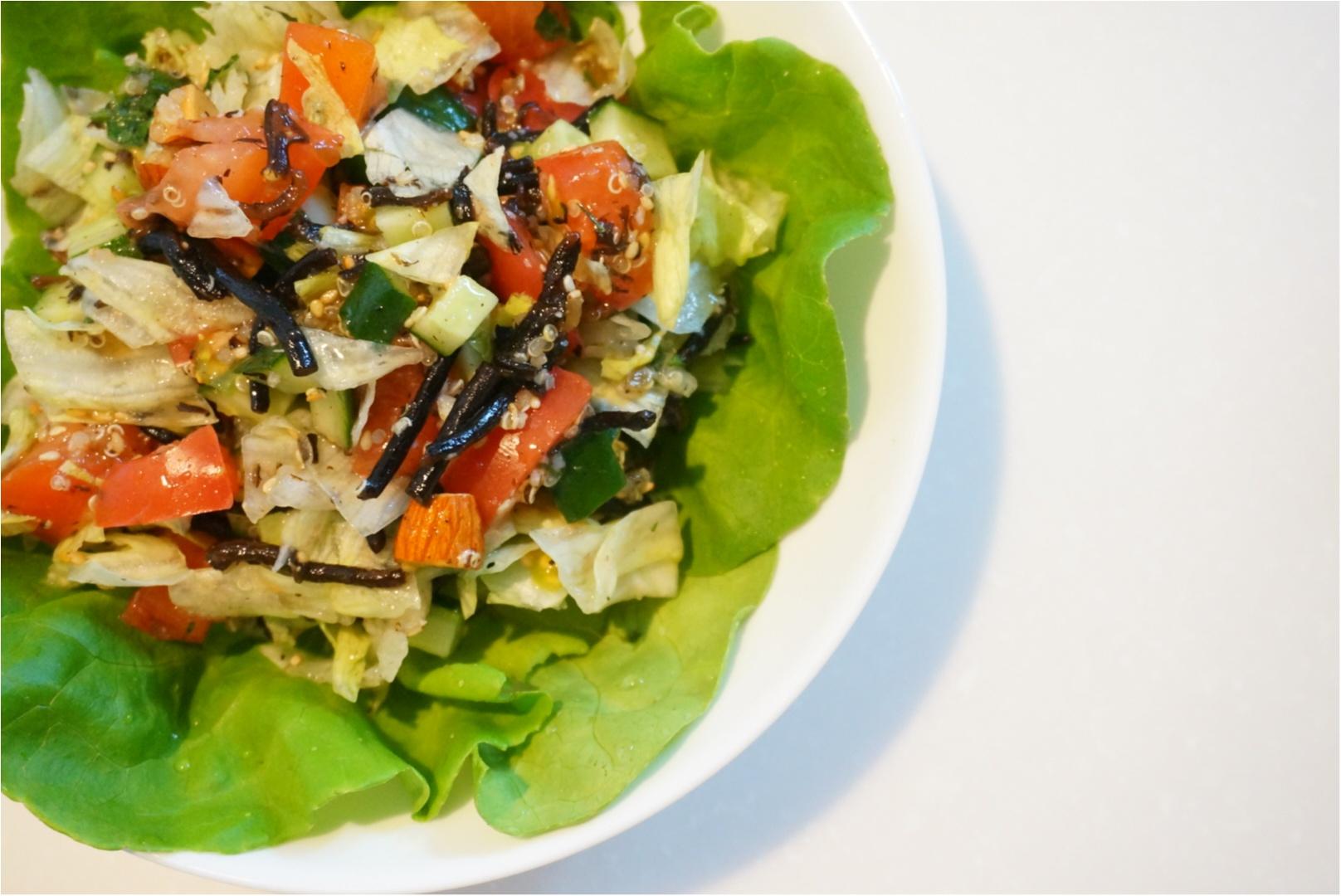 今話題の【キヌア】って⁈栄養素からレシピまで!キレイになれるヒントがいっぱい♡_4