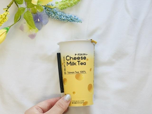 ◆コンビニ新作◆スタバ【サマーレアチーズケーキ】&LAWSON【チーズミルクティー】_3