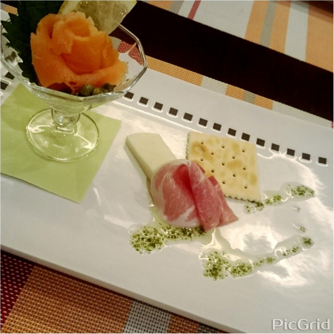 ホテルのハンバーガーディナー♪_4