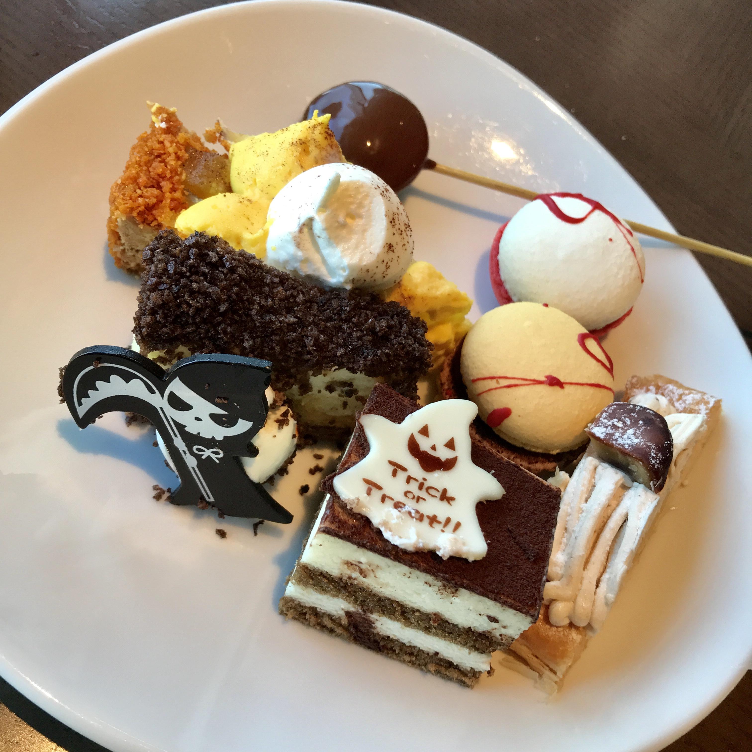 【ハロウィンスイーツブッフェへ出掛けよう!】10/5〜スタート!スイスホテル南海大阪 Swiss Chocoholic Halloween Buffet レセプションに行ってきました。【大阪 難波 なんば】_13