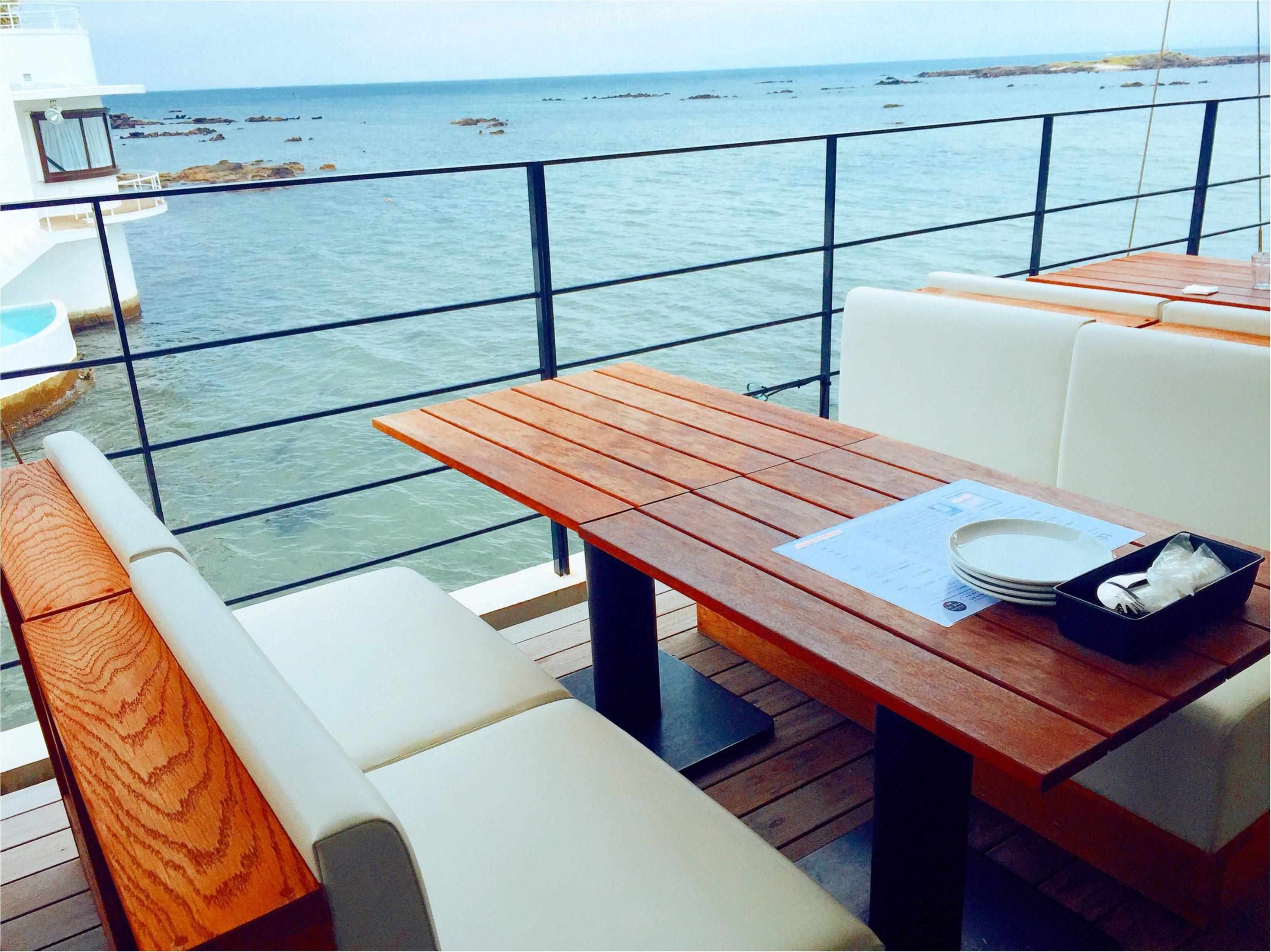 まるで海上レストラン!?海が目の前に広がるテラス席♡三浦半島の【MARINE & FARM(マリンアンドファーム)】が大人気なワケ♡_6