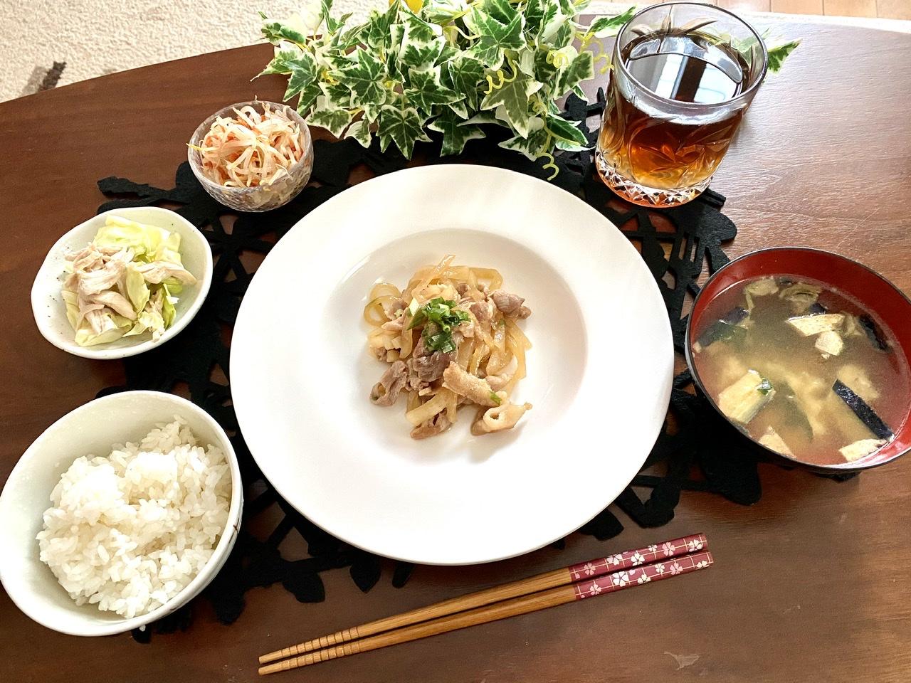 【今月のお家ごはん】アラサー女子の食卓!作り置きおかずでラク晩ご飯♡-Vol.12-_7