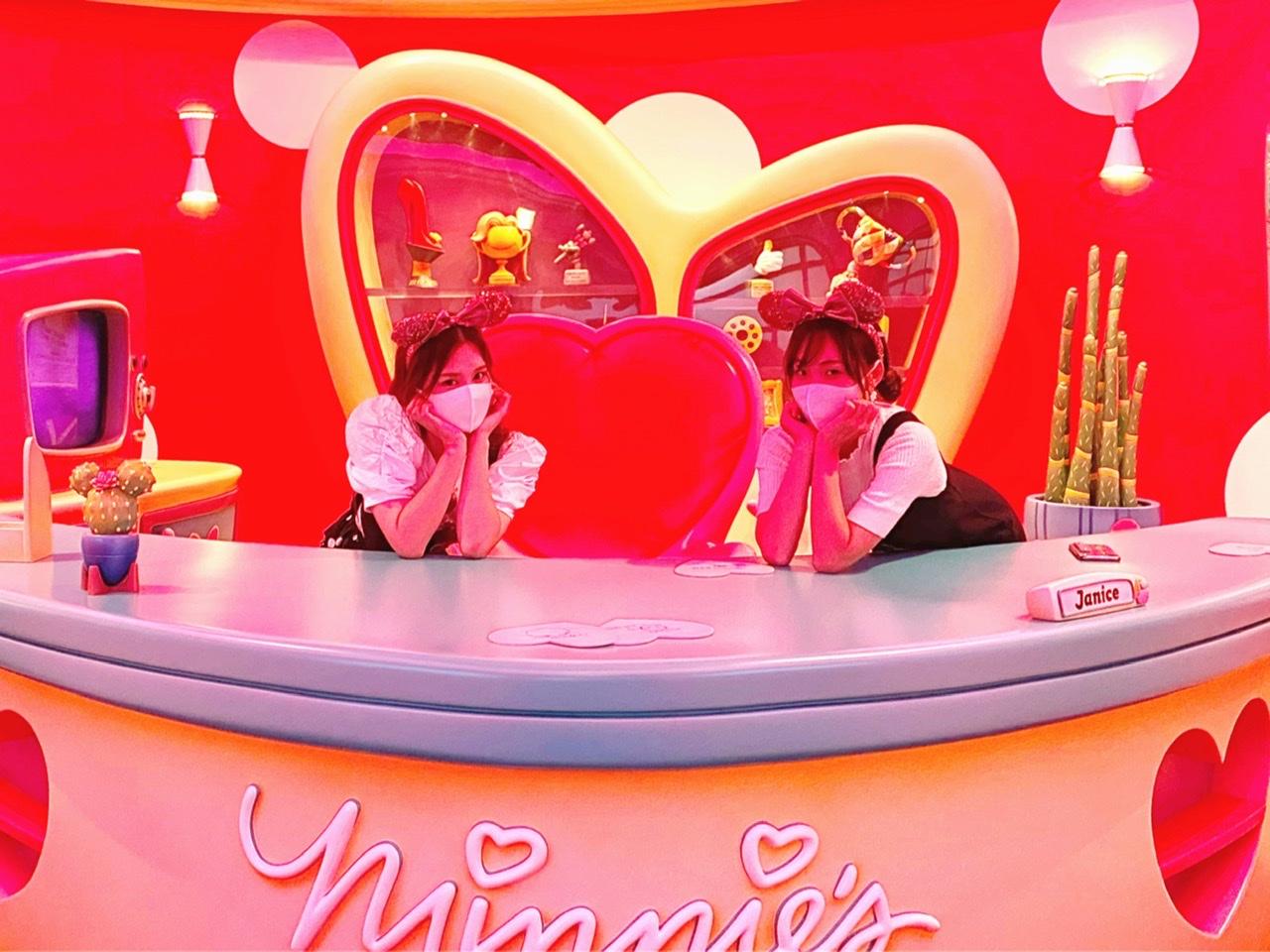 9月28日オープン!ディズニー新エリア【ミニーのスタイルスタジオ】大公開♡_8