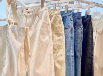『ユニクロ ユー』2021春夏コレクション、持っておくべき美脚デニム【今週のファッション人気ランキング】