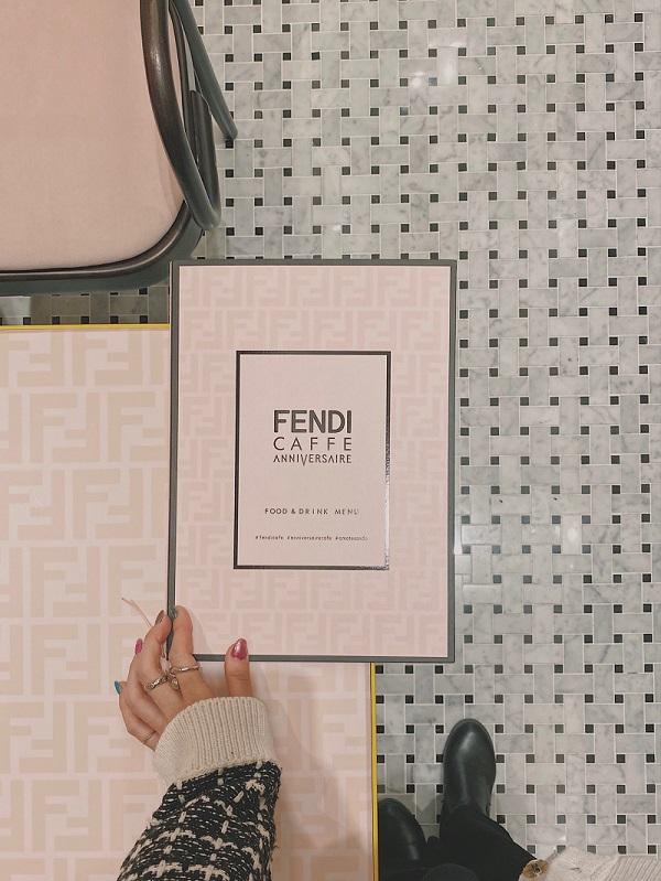 『フェンディ』のカフェ「FENDI CAFFE by ANNIVERSAIRE」が表参道に期間限定でオープン中!PhotoGallery_1_4