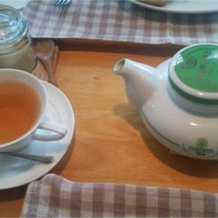 オシャレ紅茶カフェ