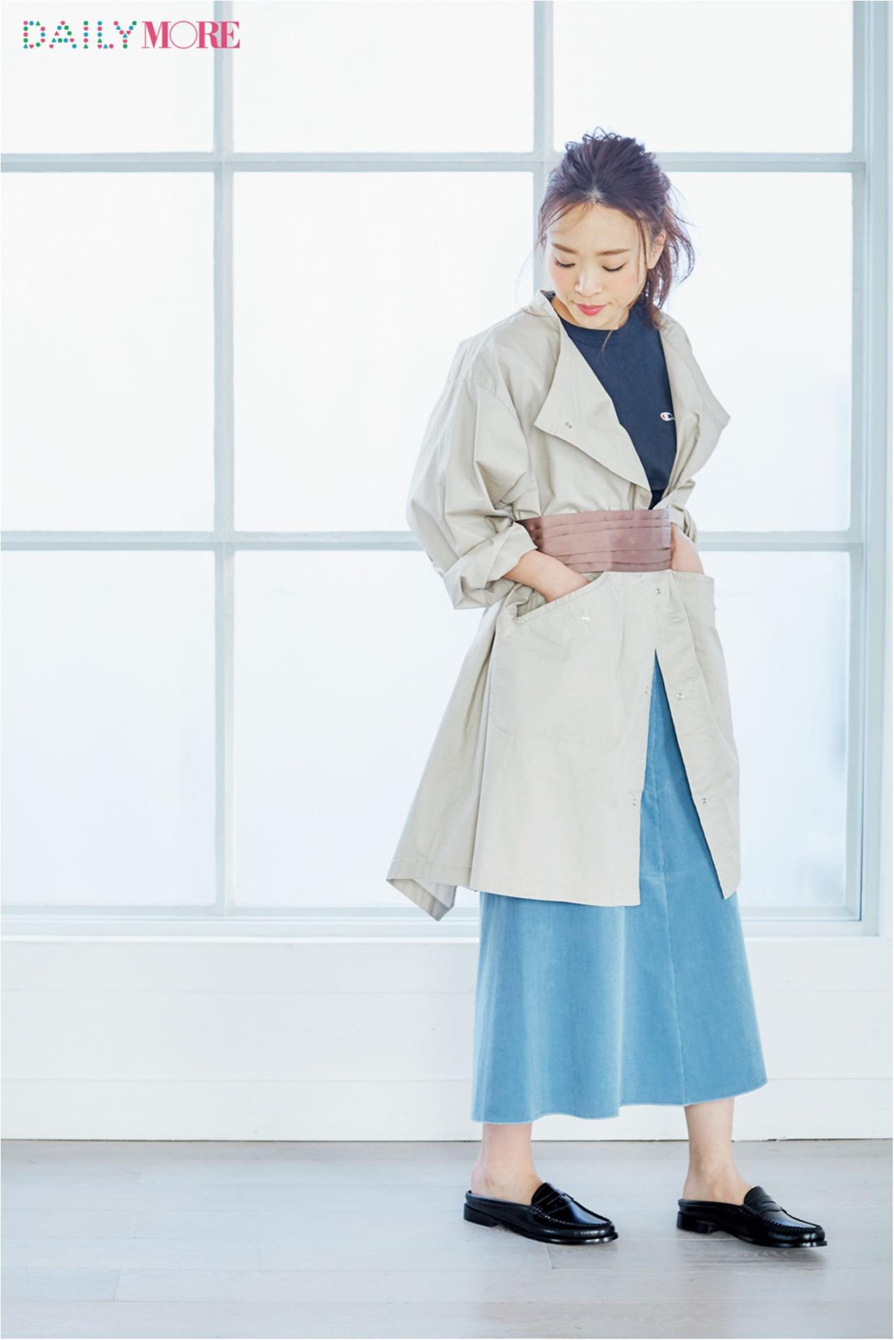 ファッションディレクター/スタイリスト野尻美穂さんが発表。今したいコーデに必要な旬ベルト3選!_3