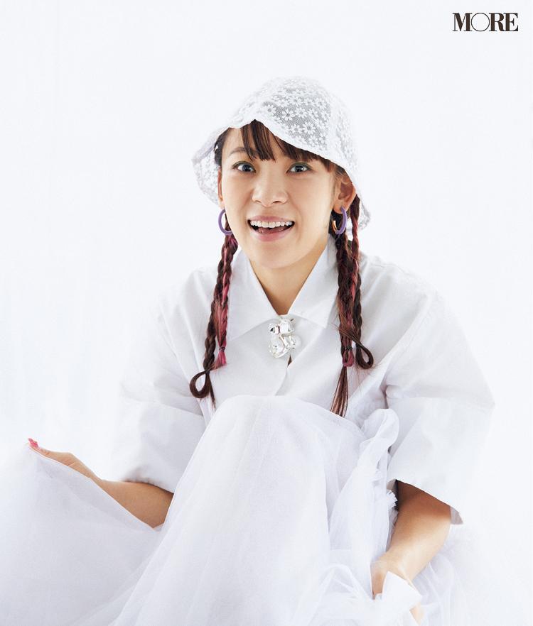 フワちゃん、メイクを語る! 田中みな実さんに会って変わったこと、初めて買ったコスメとは?_4