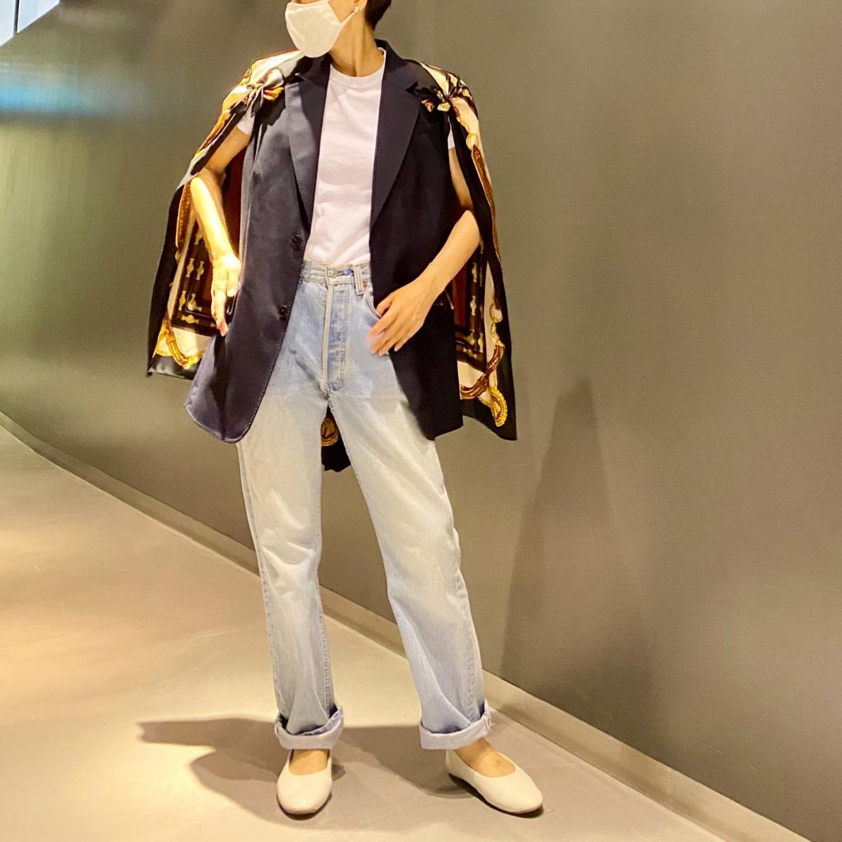 H&M TOGAコラボおすすめジャケットコーデ
