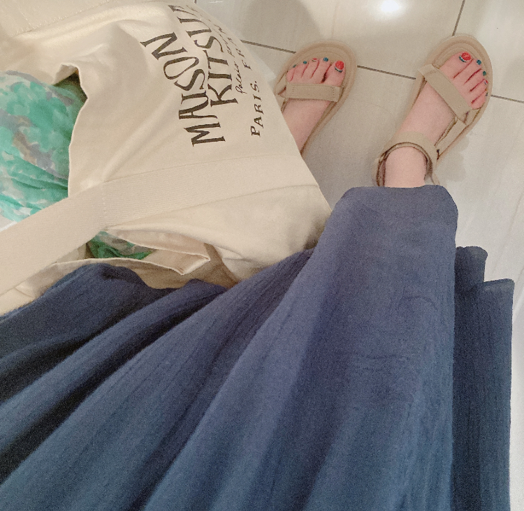 【定番】夏に向けてTevaサンダルを購入しました!_4