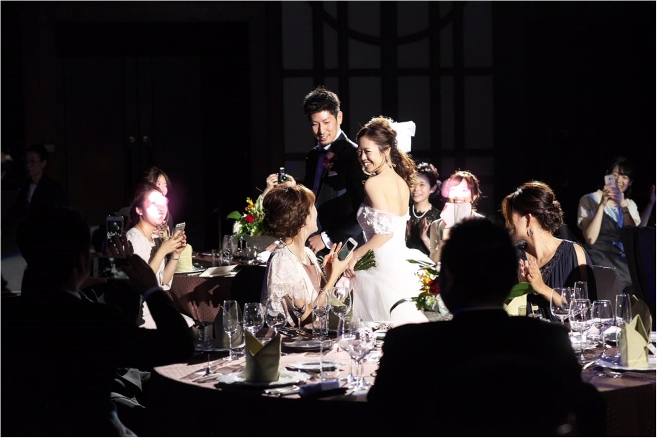 【結婚式のカメラ事情】外注カメラ!東京ウェディングスタイルさんにお願いしました!_7