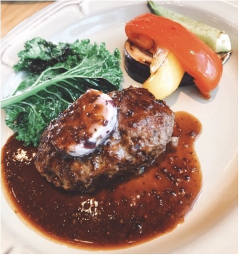 今、話題の野菜にこだわったレストラン!【CROSS TOKYO】でランチを食べてきました♡_2