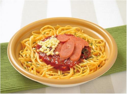 『ローソン』のパスタ&サラダは、糖質オフなのに、うれしいボリューム♡ _1