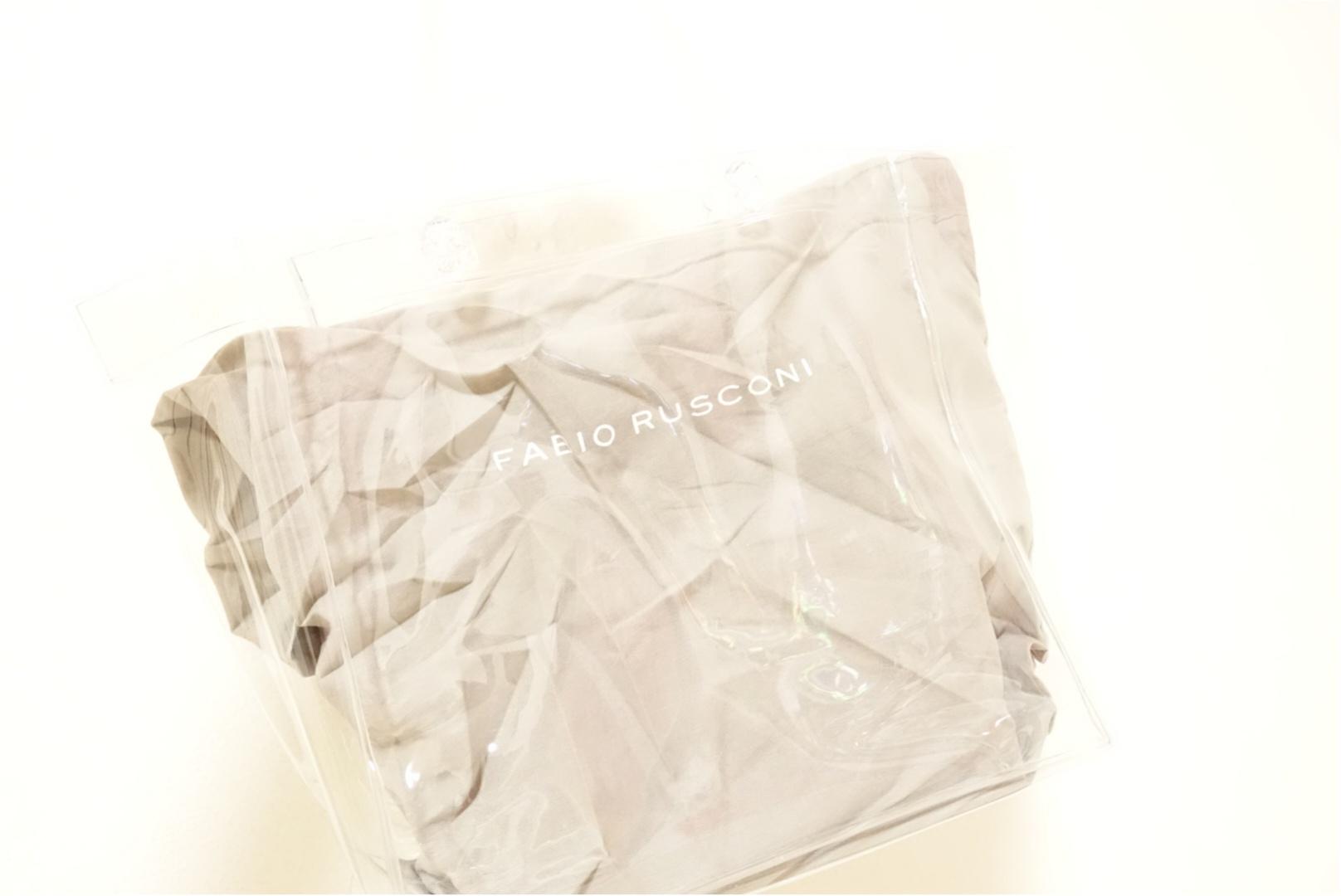 ★流行りのクリアバッグは【DAISO】でget!お洒落に見える一工夫をすれば高見え効果も!_3