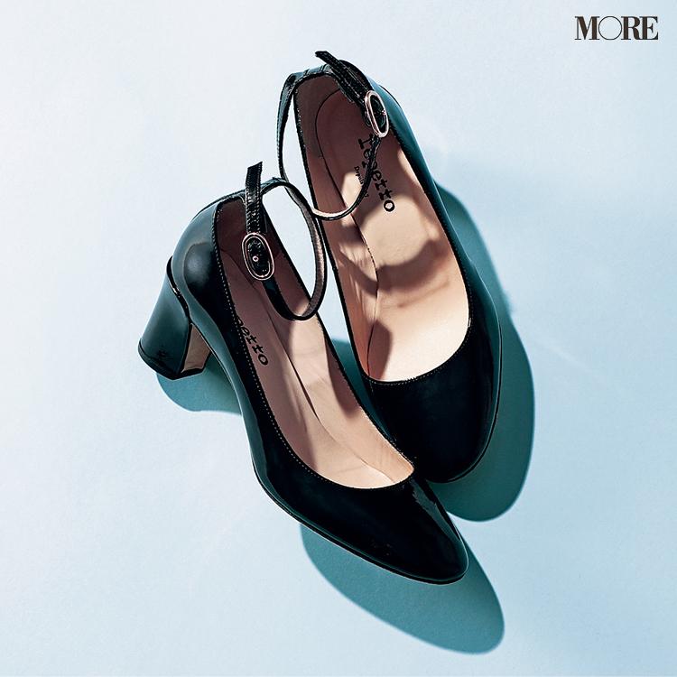 甲が薄い足にはレペットの靴がおすすめ
