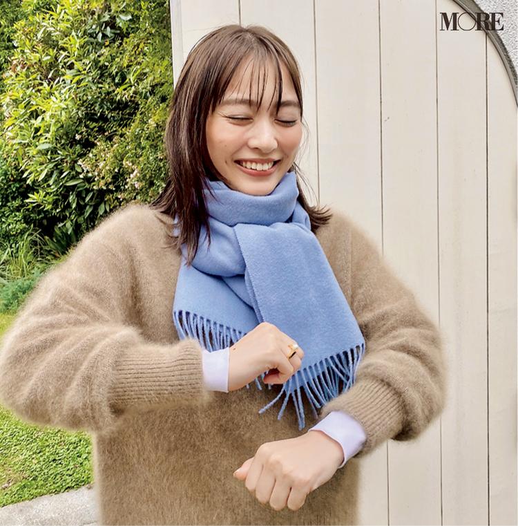 内田理央、得意のアレを披露【モデルのオフショット】_1