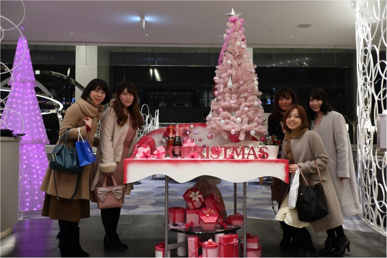 ♡モアハピ女子会!ヒルトン東京ベイのピンクだらけの可愛すぎるブッフェがお得すぎる♡_10
