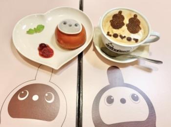 ドラマで話題沸騰!LOVOT(ラボット)と触れ合えるカフェがラゾーナ川崎に誕生♡