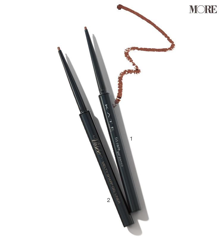 【世界一正しいアイラインの引き方】『KATE』『ヴィセ リシェ』のジェルペンシルアイライナーで、一生使えるテクを実践!_3