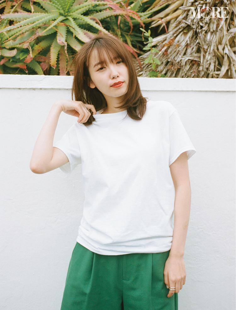 ユニクロやパックTなどプチプラTシャツも! Tシャツコーデ特集《2019年版》Photo Gallery_1_2