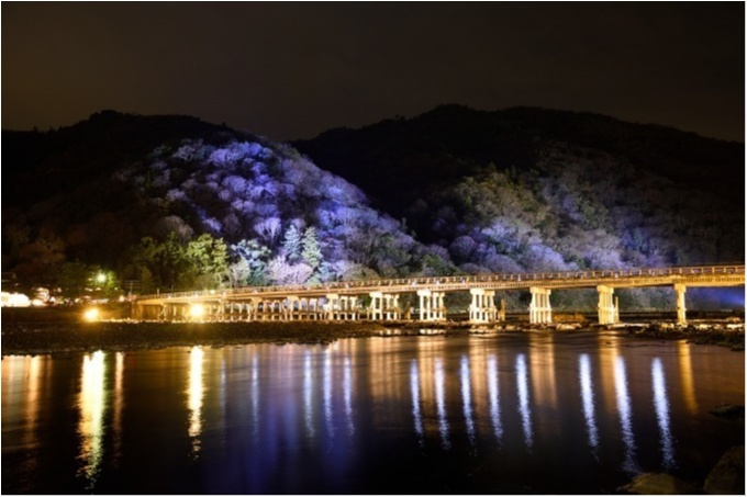 大阪城ナイトウォーク「サクヤルミナ」、「京都・嵐山花灯路-2018」 記事Photo Gallery_1_2