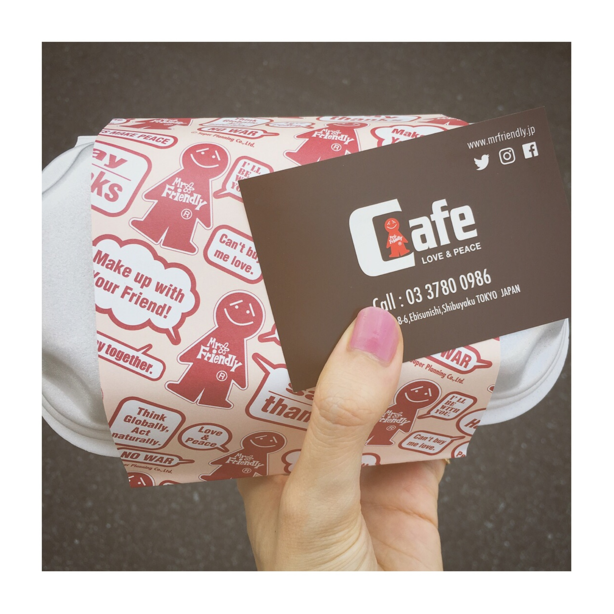 #3【#cafestagram】❤️:お店の中から外までとにかくかわいい!《代官山》MR. FRIENDLY CAFE☻_5