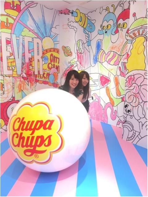 《7月28.29日限定!》渋谷に「#ストーリー映え」するチュッパチャプス空間が登場!_3