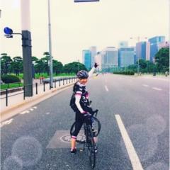 """""""歩行者天国""""ならぬ""""自転車天国""""!? 毎週日曜日のお楽しみ♡都内にあるサイクリストの聖地「パレスサイクリング」に行ってきた☻【#モアチャレ さえ】"""