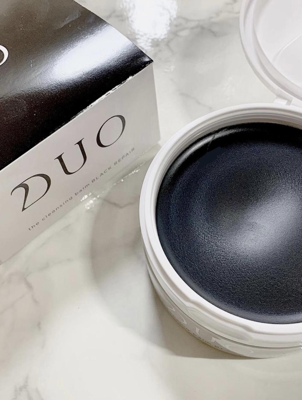 圧倒的【黒】DUO全種類使用した私のブラックレポ♡_1
