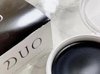 圧倒的【黒】DUO全種類使用した私のブラックレポ♡