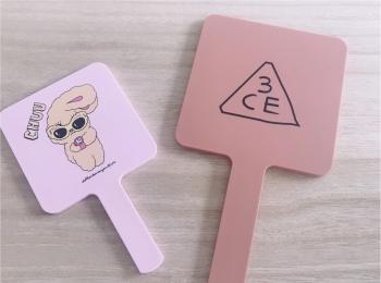 【韓国コスメ】ハンドミラーが便利でかわいい♡