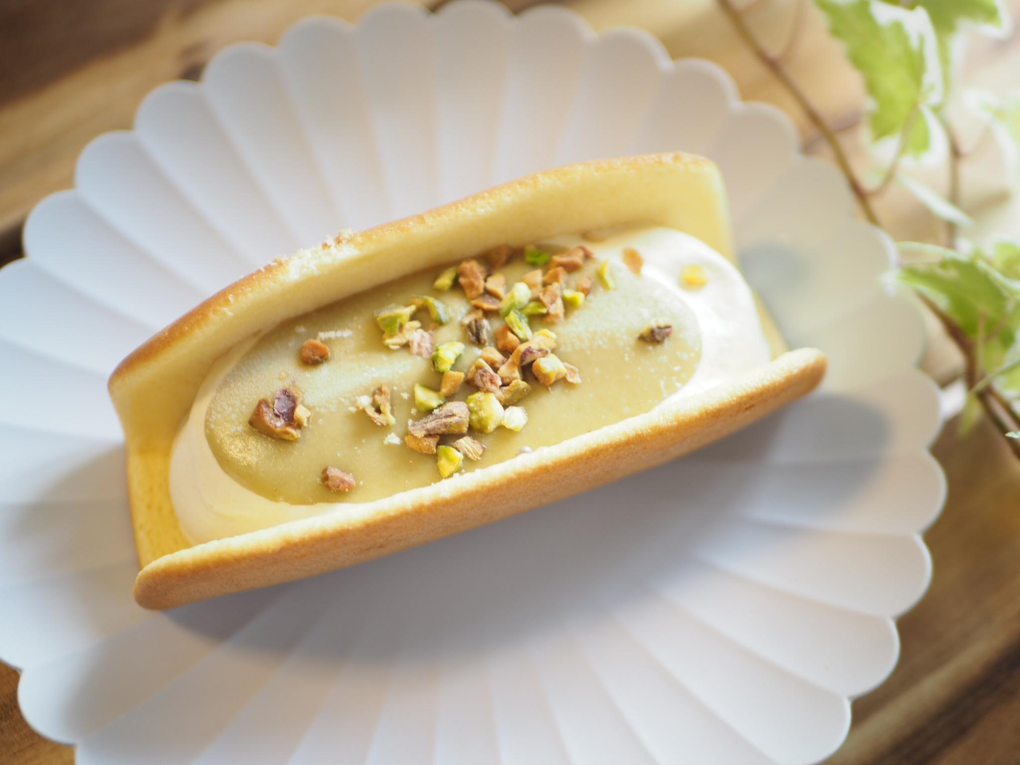 ピスタチオ党はローソンに急げ!第2段の【ピスタチオケーキアイス】も美味しかった♡♡_7
