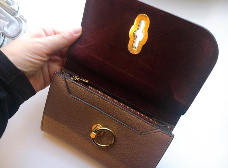 【20代女子の愛用財布】新しいお財布は憧れのキャサリン妃とお揃いに♡《Mulberry》のAmberley_4