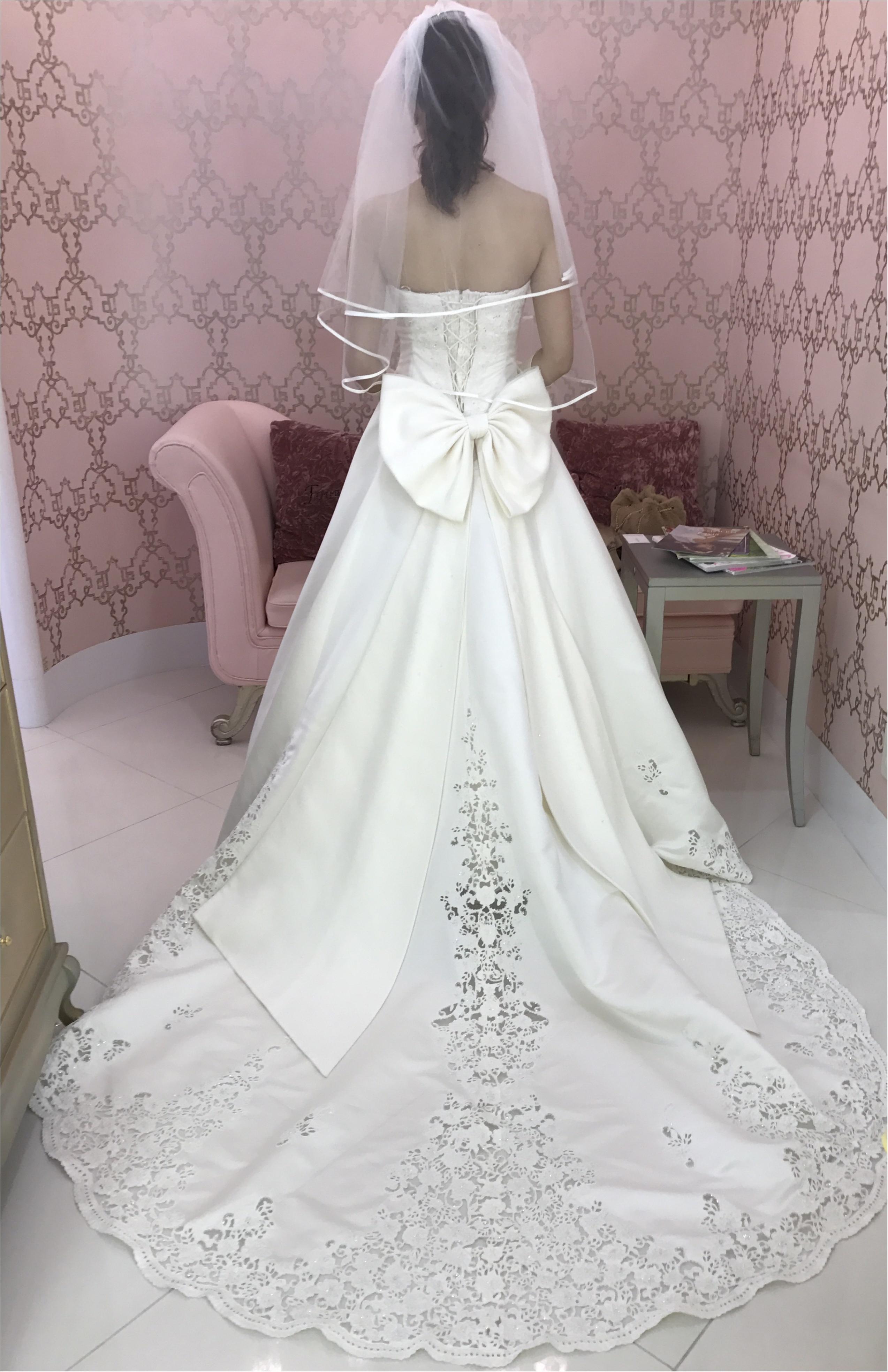 ドレス試着レポ♡4種のデザインで印象はかなり変わる!_2