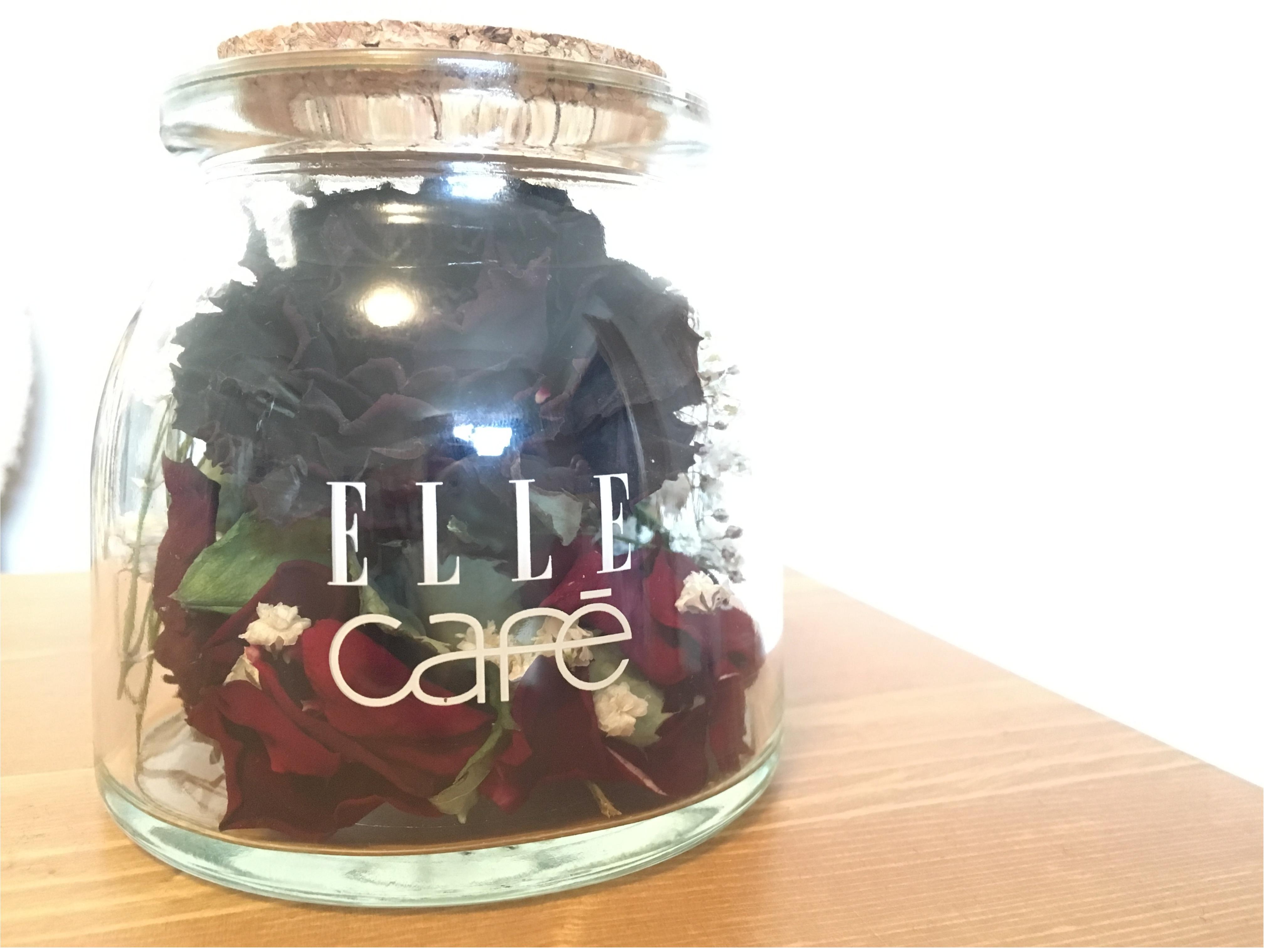 生花は飾るだけじゃもったいない!!生花→ドライフラワー→・・にもう一手間♡エルカフェの可愛すぎる空き瓶を使って永久保存♪_5