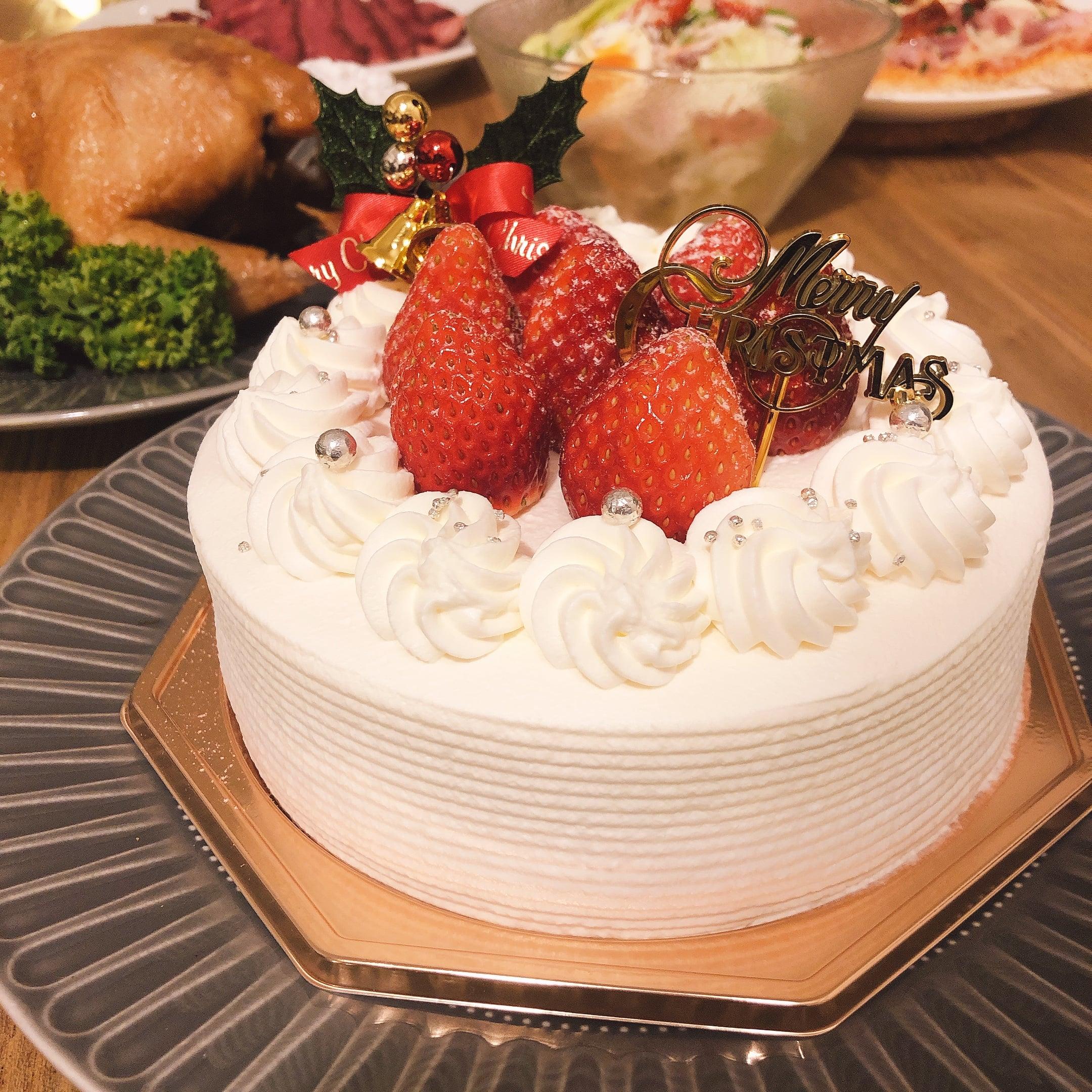 おうちで過ごすクリスマス!ウエスティンホテル東京のストロベリーショートケーキで華やかに_2