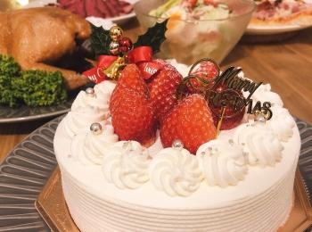 おうちで過ごすクリスマス♡ウエスティンホテル東京のストロベリーショートケーキで華やかに