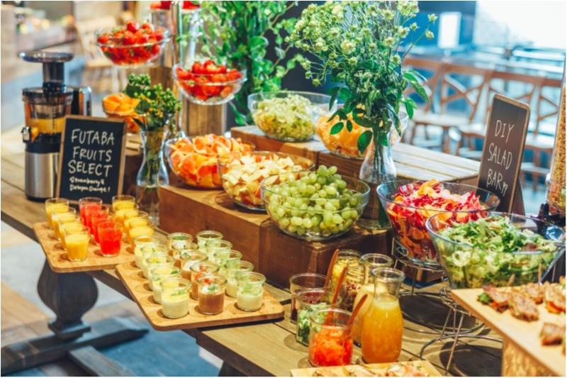 銀座で旬のフルーツ食べ放題☆ 『RAMO FRUTAS CAFE』のフルーツビュッフェ、知ってる?_1