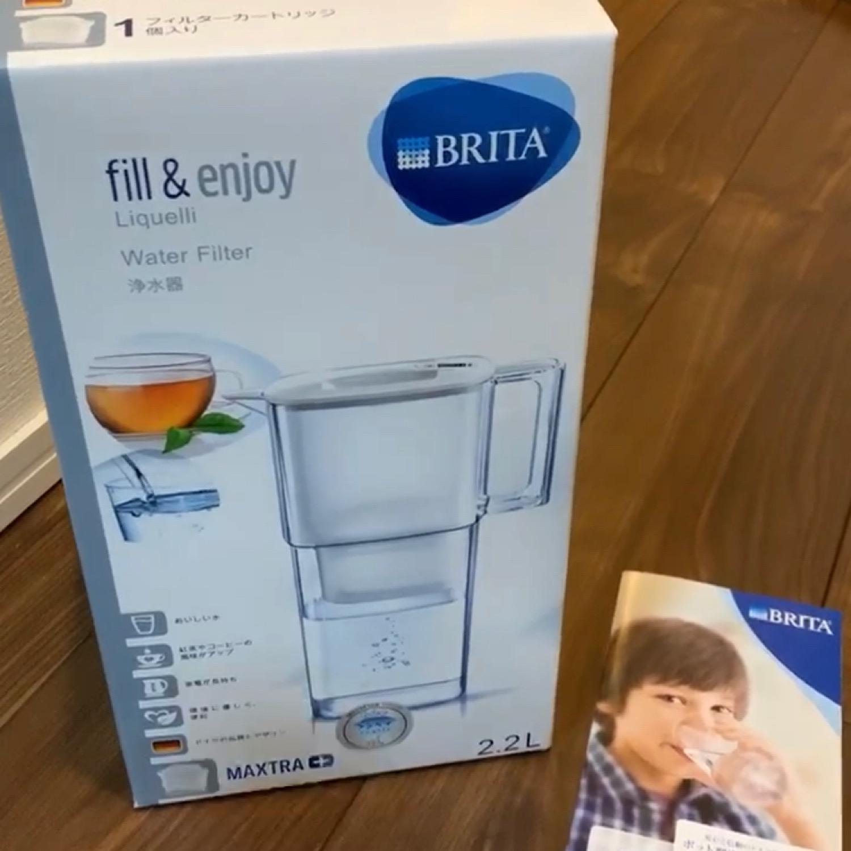【目指せスッピン美人♡】毎日の水分補給に浄水器を購入してみました!_2