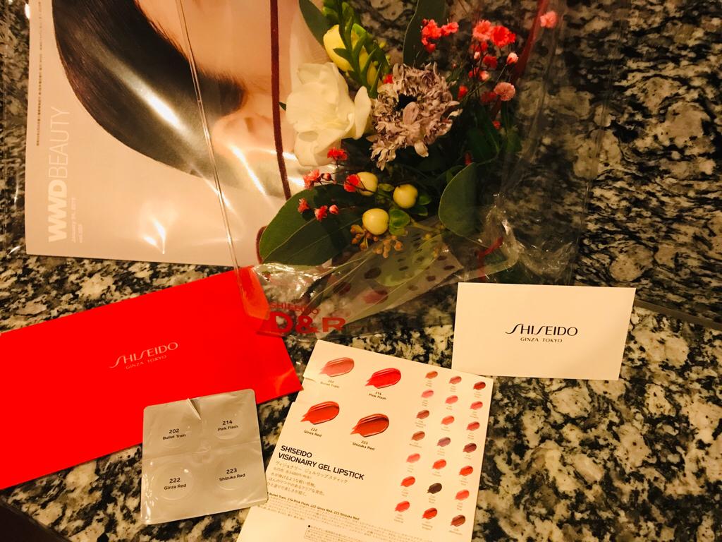 【SHISEIDO】お花いっぱい❤︎肌診断でブーケGET★《D&R Beauty House》イベントへ♡_9