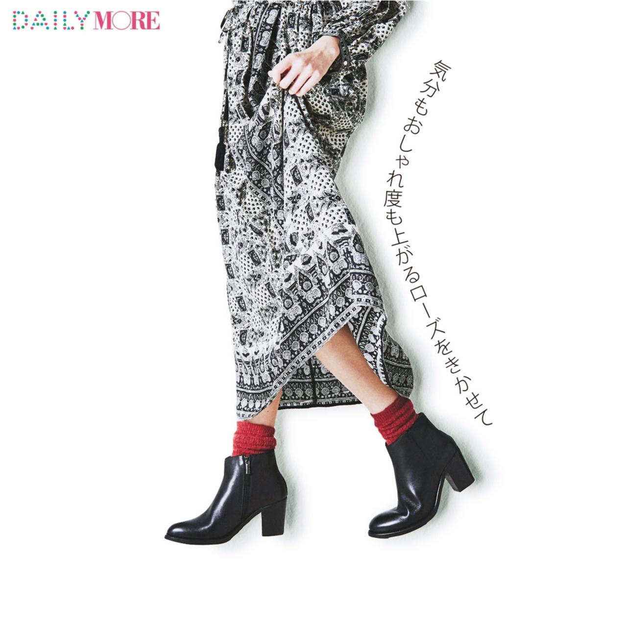 【なんとなく黒タイツ卒業!】ショートブーツを今どきに履くための足もとテクまとめ_3