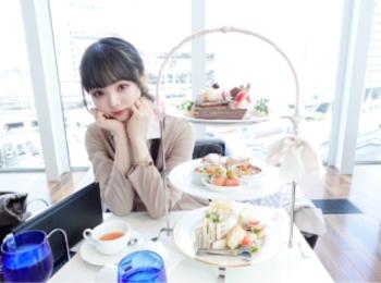 ドラマ半沢直樹のロケ地!?大阪にあるThe Grand Cafeでアフタヌーンティーをしたらとても眺望が良かった!甘いものばかりではないので男性にもおすすめ★