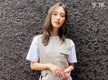 鈴木友菜の私服を公開♡ 【モデルのオフショット】