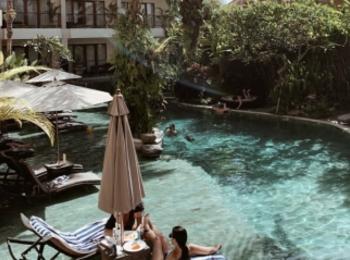 バリ島のリゾートホテルが楽園すぎる♪ 東京・日本橋『小網神社』にお参り【今週のライフスタイル人気ランキング】