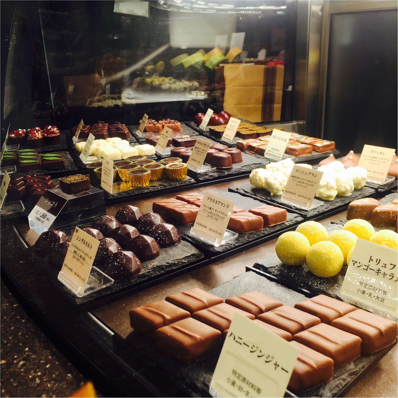 チョコレートの宝庫!BEL AMER京都別邸♡可愛い京都土産をゲットするなら是非寄ってみて♡!_2