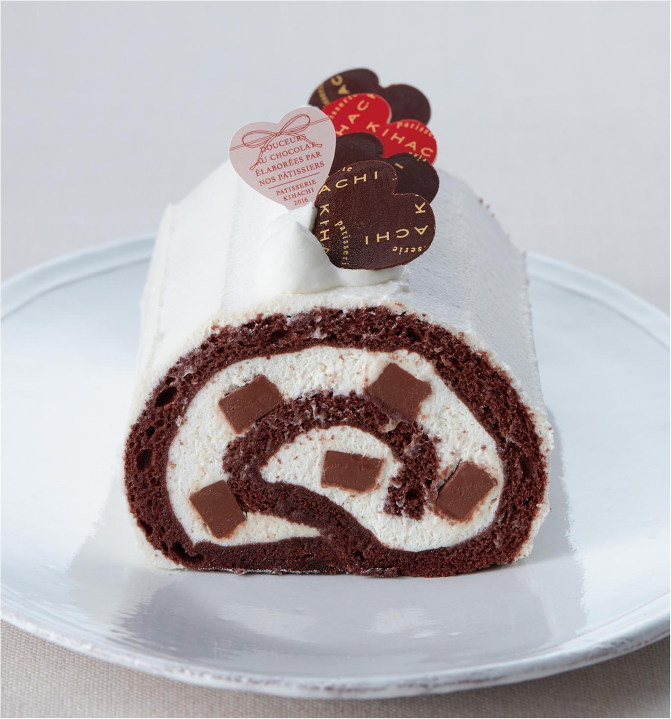 『パティスリー キハチ』のバレンタインは「第4のチョコレート」がポイント☆_2