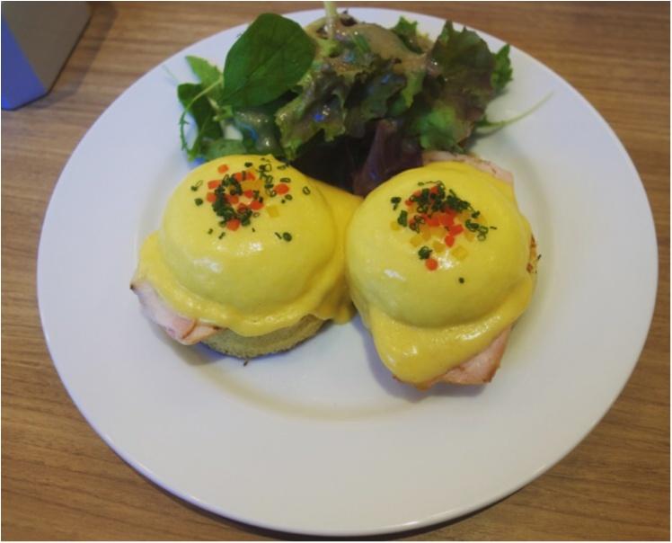 【9期❤︎里穂】NYの朝食の女王❤︎ゴシップガールの主人公も愛するあのお店とは?_5
