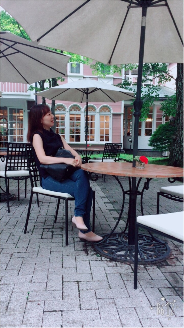 夏は避暑地の軽井沢へ★森林浴に美味しいフレンチに心満たされる日帰りの旅_14