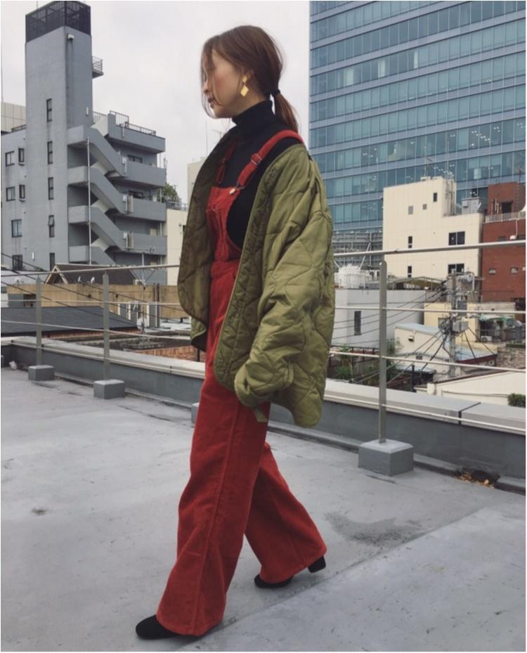ジャケット以上、コート未満が頼もしい。ミリタリーアウターのコーデ術_6