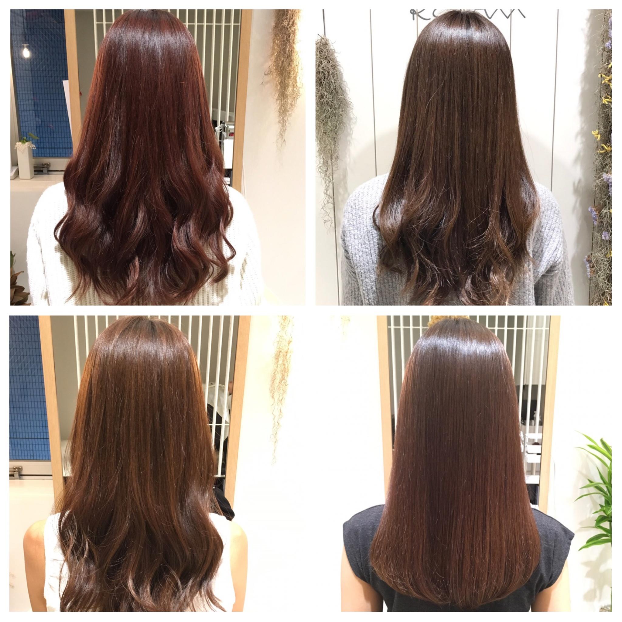 【ビューティー▶︎ヘア】ロングヘアの私がいつもうるつや髪なわけとは…?_1